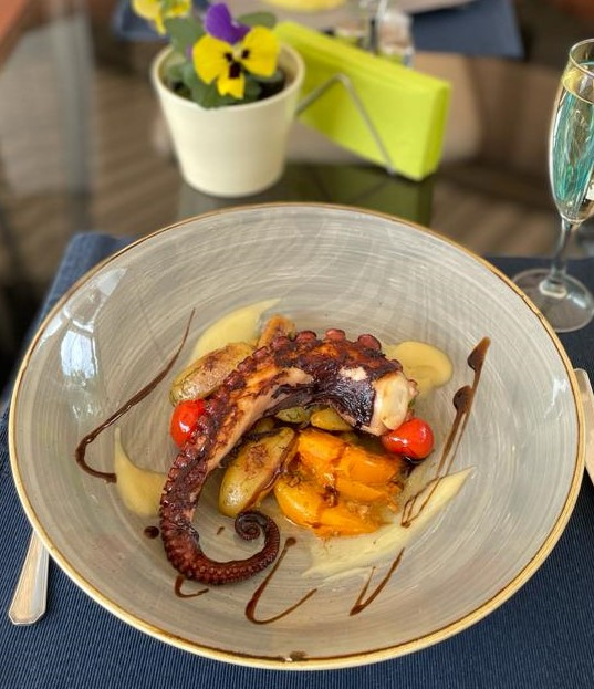 Offer from the Chef of  restaurant Majorenhoff